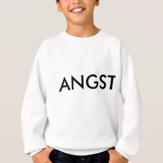 JugendAngst-Strickjacke Sweatshirt