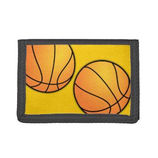 Jugendlich Jungen-Basketball-Bild-Geldbörse