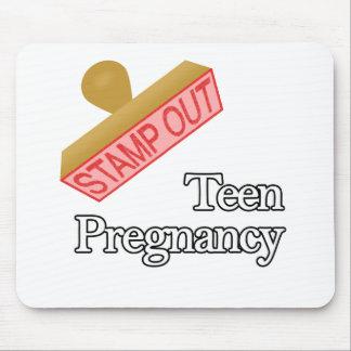 Jugendlich Schwangerschaft Mousepad
