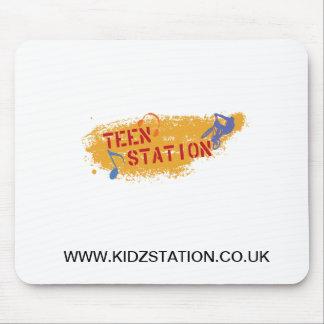 Jugendlich Station Mauspad