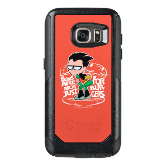 Jugendlich Titanen gehen! | Robin Hintern Scooty OtterBox Samsung Galaxy S7 Hülle