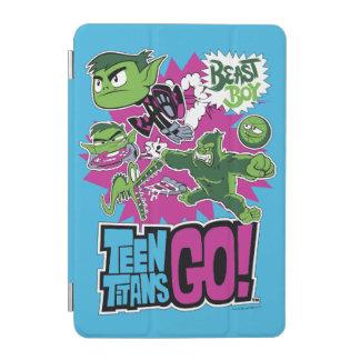 Jugendlich Titanen gehen!   Tier-Junge Shapeshifts iPad Mini Hülle