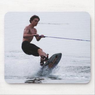 Jugendlich Wakeboarder-Mausunterlage Mousepads