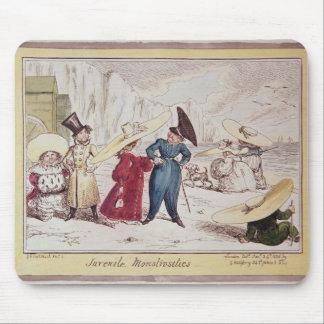 Jugendliche Ungeheuerlichkeiten, 1825 Mousepads