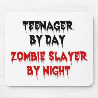 Jugendlicher durch TageszombieSlayer bis zum Nacht Mauspad