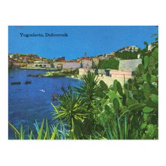 Jugoslawien, Dubrovnik Postkarte