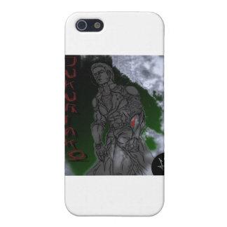 Jukurenko 2 iPhone 5 cover