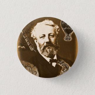 Jules Verne Tribute Runder Button 2,5 Cm