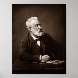 Jules Verne - Vater der Science Fiction Poster