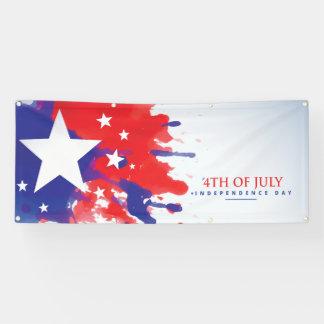 Juli 4. banner