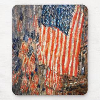 Juli 4., Unabhängigkeitstag-schöne Kunst Mousepads