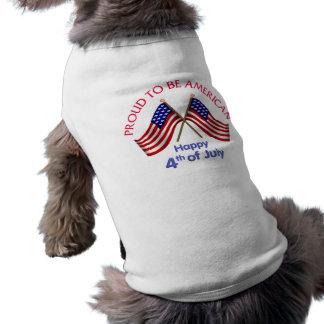 Juli 4. und patriotische Geschenke und T-Shirts Shirt