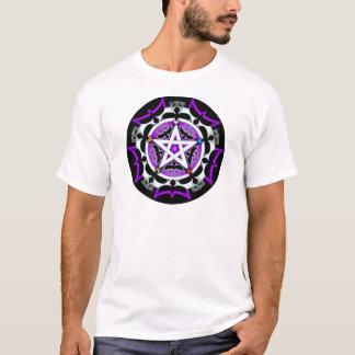 Julia Krähen-Pentagramm T-Shirt