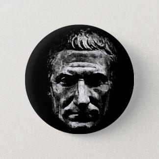 Julius Cäsar Runder Button 5,1 Cm
