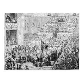 Julliens Konzert-Orchester Postkarte