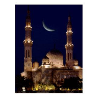 Jumeirah Moschee Postkarte