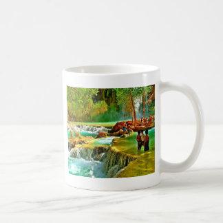 Jungbrunnen Kaffeetasse
