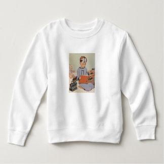 Junge, der Doktor - Retro spielt Sweatshirt