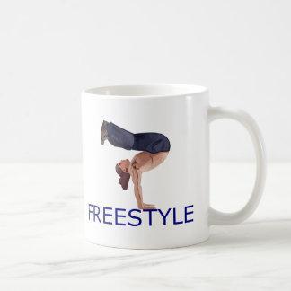 Junge des Freistil-B Kaffeetasse