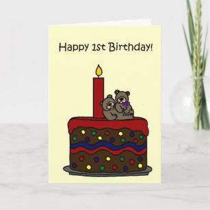 1 Geburtstag Der Zwillinge Karten Zazzle De