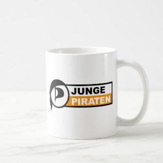Junge Piraten Kaffeetasse