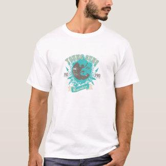 Junge schießen waveriders T-Shirt