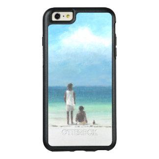 Jungen auf Strand Kenia OtterBox iPhone 6/6s Plus Hülle