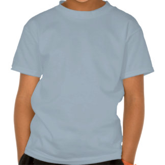 Jungen-Baby mit Katzen-T-Shirts und Geschenken