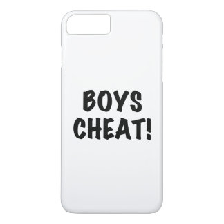 Jungen-Betrüger iPhone 8 Plus/7 Plus Hülle