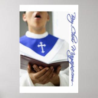 Jungen-Chor-Zeitschrift-Plakat 5