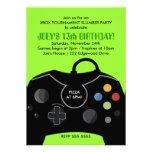 JUNGEN Geburtstags-Videospiel-Stations-Party