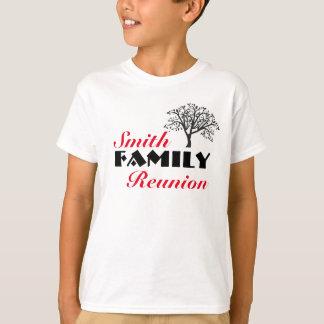 Jungen-grundlegendes T-Shirt