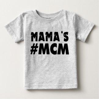 Jungen-Shirt #MCM Mutter lustig Hemd