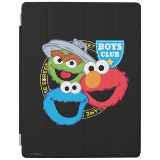 Jungen-Verein-Monster iPad Hülle