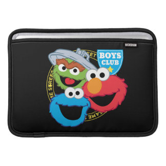 Jungen-Verein-Monster MacBook Sleeve