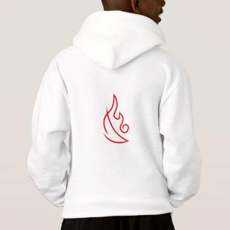 JungenWizard101 hoodie-Sweatshirt - Feuer Hoodie