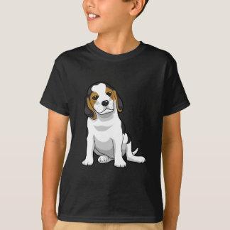 Junger Beagle-Welpe T-Shirt