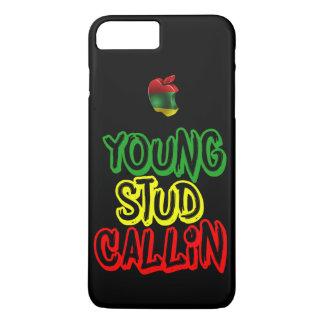 Junger Bolzen-Telefon-Kasten iPhone 8 Plus/7 Plus Hülle
