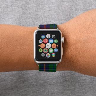 Junger Clan-kariertes Apple-Uhrenarmband Apple Watch Armband