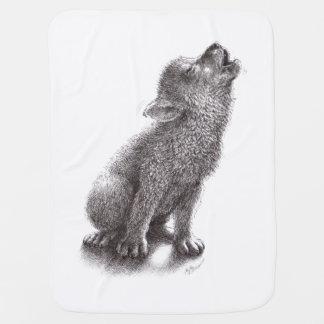Junger Heulenwolf Puckdecke