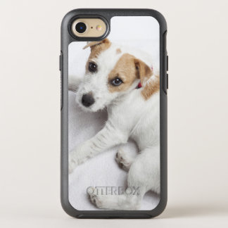 Junger Jack-Russell-Terrier OtterBox Symmetry iPhone 8/7 Hülle