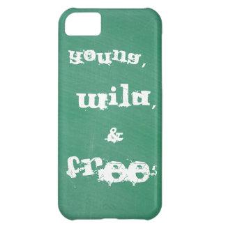 Junger, wilder und freier iPhone 5 Fall iPhone 5C Hülle