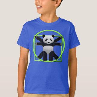 Junges Erwachsen-/KinderKönigsblau Vitruvian T-Shirt