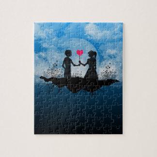 Junges Puzzlespiel der Liebes-8x10 Puzzle