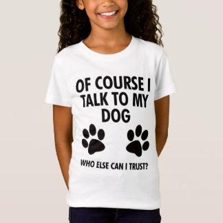 Junges T-Shirt Dog