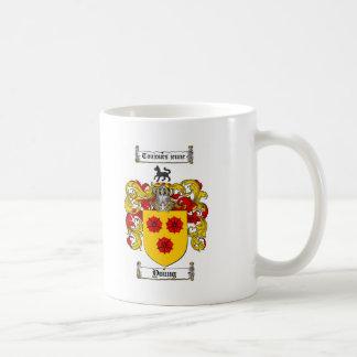 Junges Wappen/junges Familienwappen Kaffeetasse