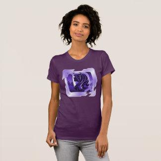 Jungfrau-Göttin-Tierkreis T-Shirt