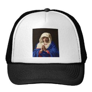 Jungfrau Mary Baseballmützen