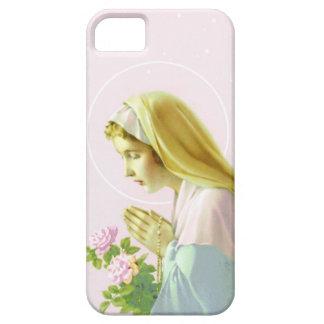 Jungfrau-Mary-Gebet iPhone 5 Fall iPhone 5 Etui