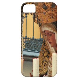 Jungfrau-Mary-Ikone Etui Fürs iPhone 5